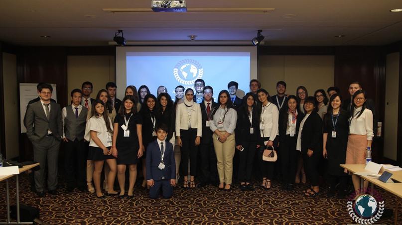 UA-MUNC Report of High School Security Council