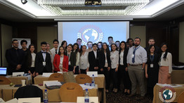UA-MUNC Report of the General Assembly's First Committee