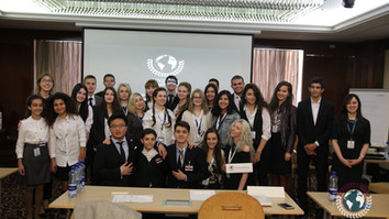 UA-MUNC Report of the General Assembly's Second Committee
