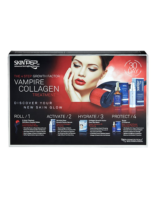 SkinPep Vampire Facial
