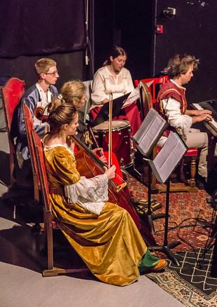2018 - Baron de Münchhausen : Les musiciens