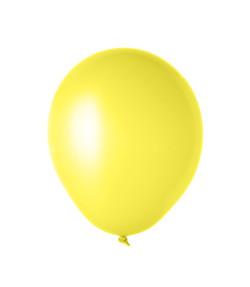 Ballon jaune