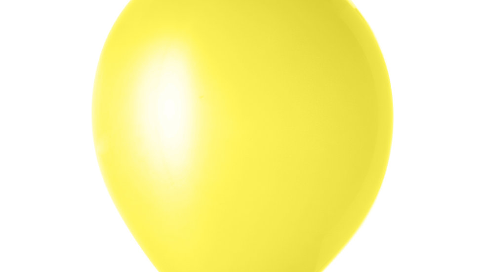 11in Latex Solid Color Balloon