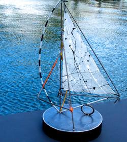 Sail Sculpture_ Sea I