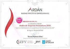 titulo_ardan_empresa_innovadora