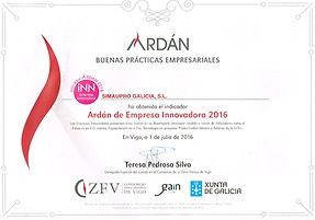 certificate_ARDAN