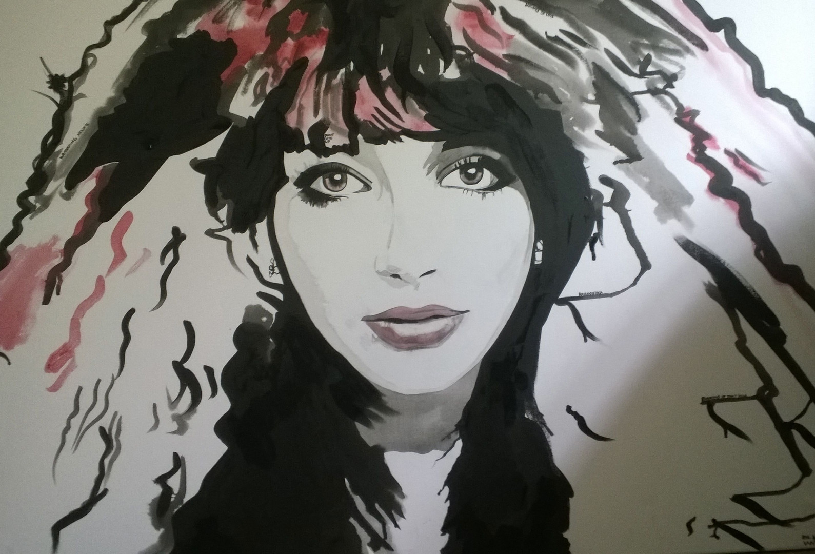 Kate Bush Womans Work