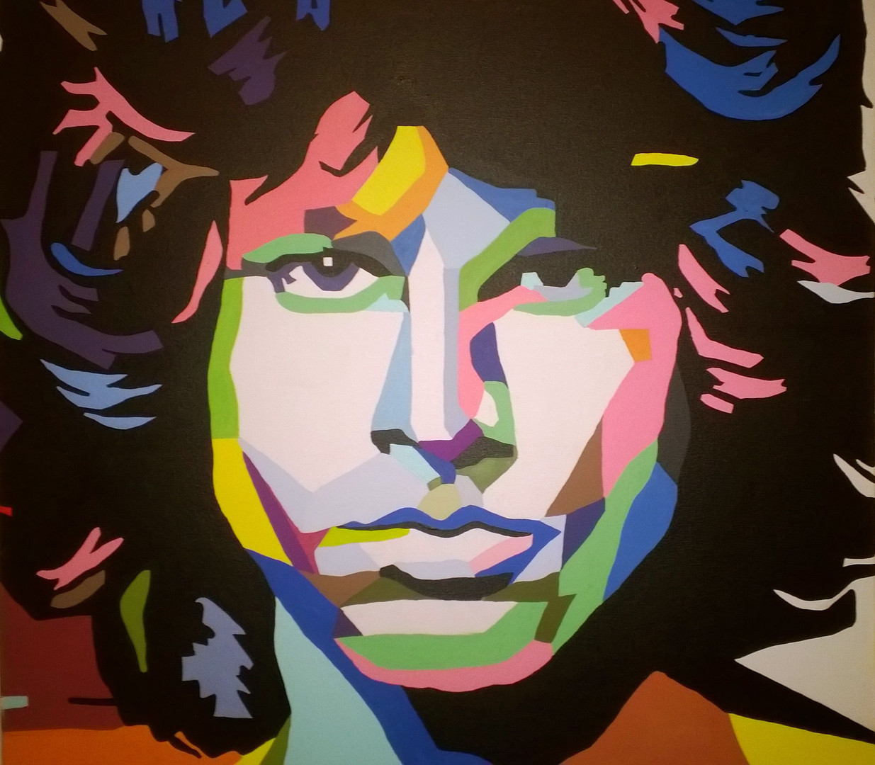 Jim Colour Pop Art