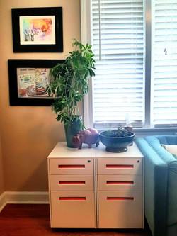 Art, Plants, Hippo