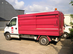 Shire Body for general waste & street claening
