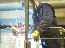 Welding a Body Frame