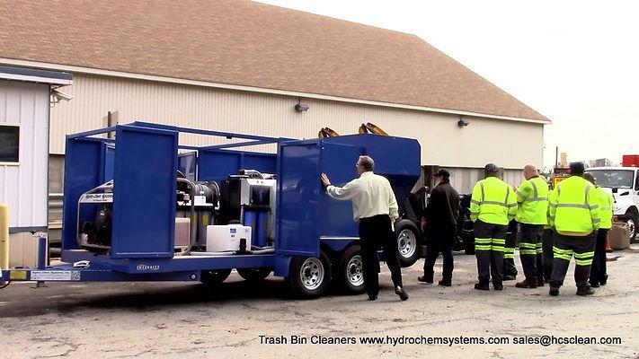 Arlington County VA Solid Waste dept tra