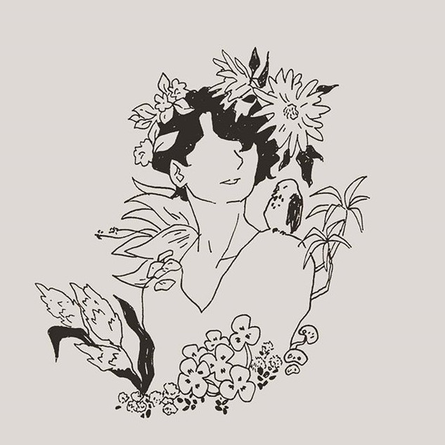 #inktober2018 day22!_#flower_._._.jpg