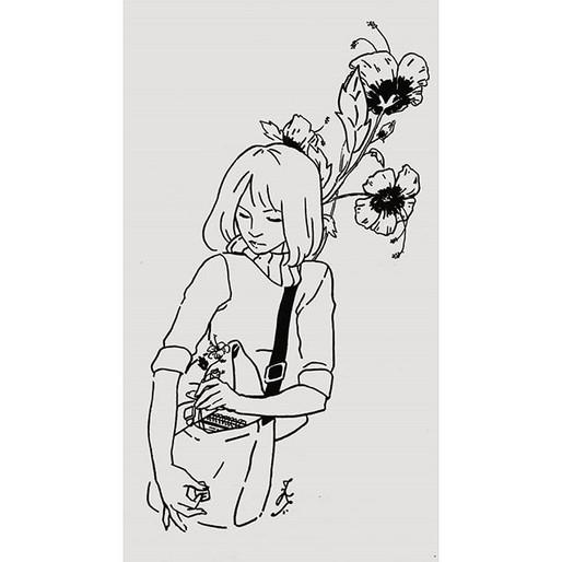 Satchel_From my old sketchbook 💕_._._.j