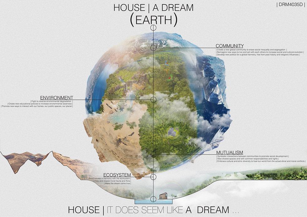 HK Architecture House a dream