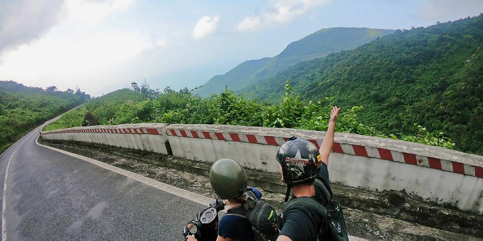 RevTab Motorcycle Ride