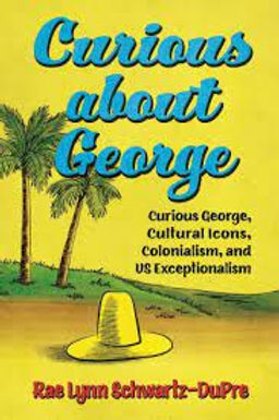 """""""Curious about George"""" Book Cover"""