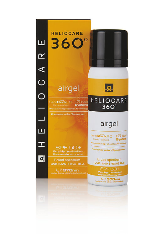 Heliocare 360 Air Gel SPF 50+, 60ml