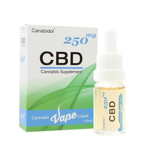 CBD Vape Liquid - 25mg, 50mg
