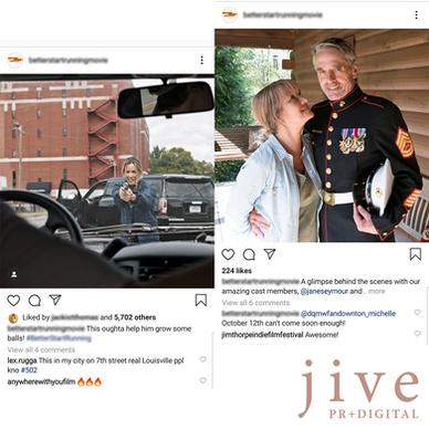 Independent Film Social Media