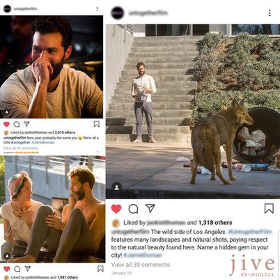 Feature Film Social Media