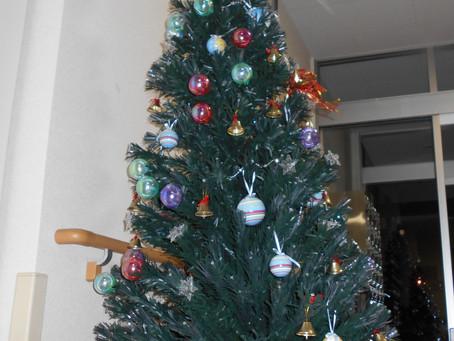 二代目クリスマスツリー
