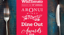 WILD TOMATO DINE OUT AWARDS