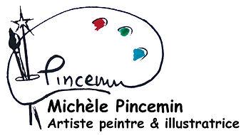 Michèle Pincemin artiste peintre France et illustratrice - art figuratif