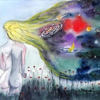 Arts visuels par l'artiste peintre Michele Pincemin