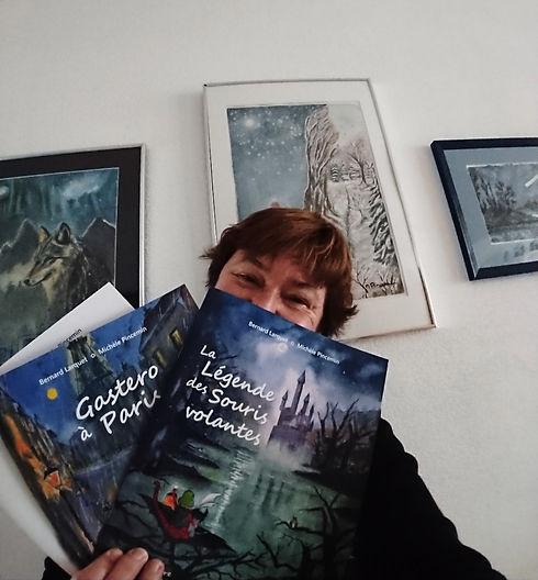 livres pour enfants Michèle Pincemin.JPG