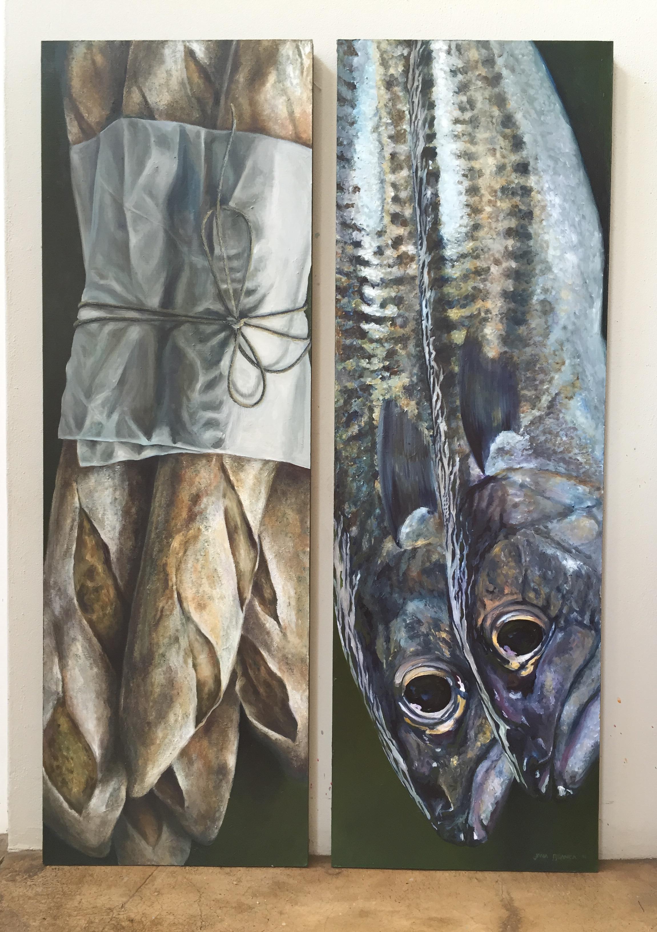 2 fish & 5 loaves