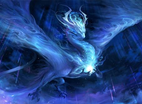 🦋 Le cœur du Dragon Stellaire 🦋