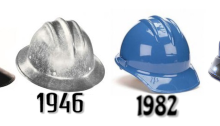 Building on 100 years of the hard hat!