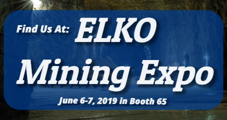 Making it show at Elko Mining Expo!