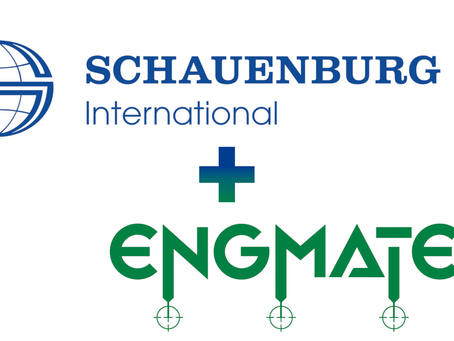 Schauenburg International Acquires majority share in Engmatec.