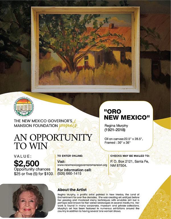 Oro New Mexico  Raffle.jpg