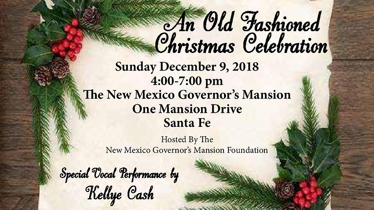 December 9, 2018      An Old Fashioned Christmas with Kellye Cash!