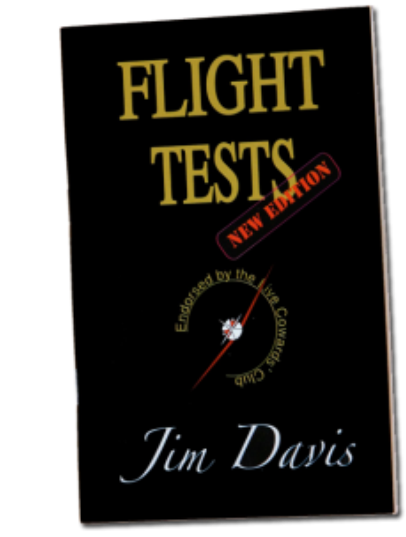 Flight Tests by Jim Davis