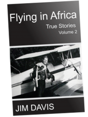 Flying in Africa Vol2 by Jim Davis