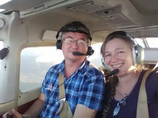 Flight to Mkuze