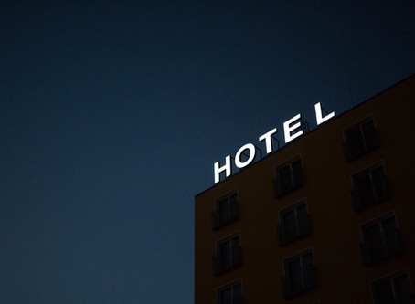 Staying in a AirBnB vs. Hostel vs. Hotel