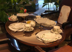 Take Time for Tea in New Orleans at Windsor Court
