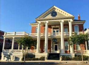 Our Stay at the Guest House Mansion in Natchez, MS