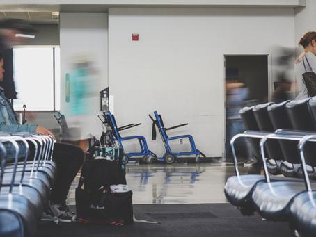 Travel Tip: Wheelchair Assistance