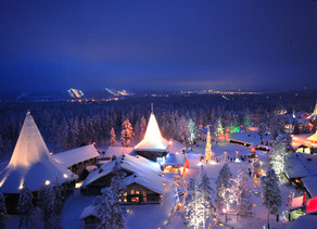 Top 5 Travel Destinations in the World to Celebrate Christmas