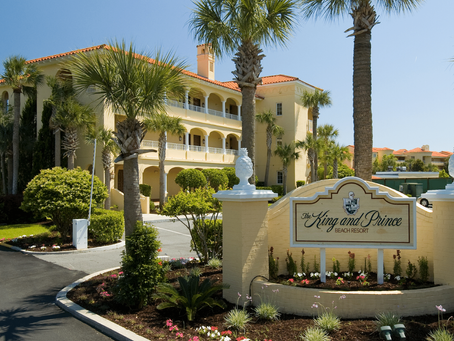 King and Prince Beach & Golf Resort - St. Simons Island, Georgia