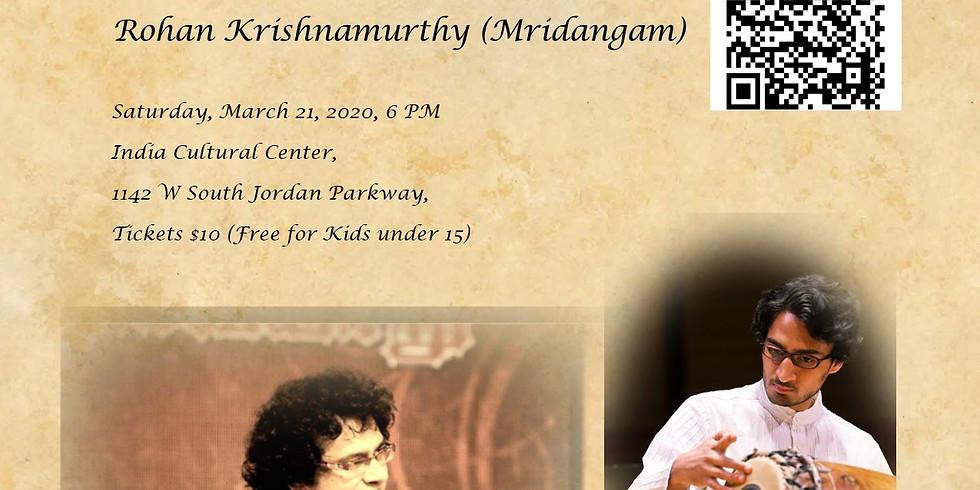 Carnatic Instrumental Spring Concert