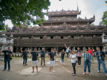 Ming ga la ba - Myanmar 2017