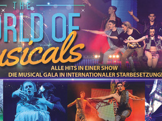 The World of Musicals Tour 2015 - All The Hits in One Show