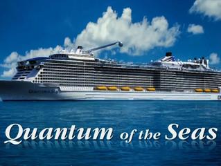 Heading for Dubai on The Quantum of the Seas